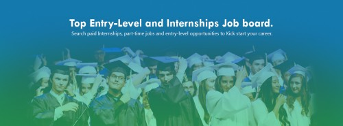 Internships & Entry Level Jobs for College Students & Recent Graduates
