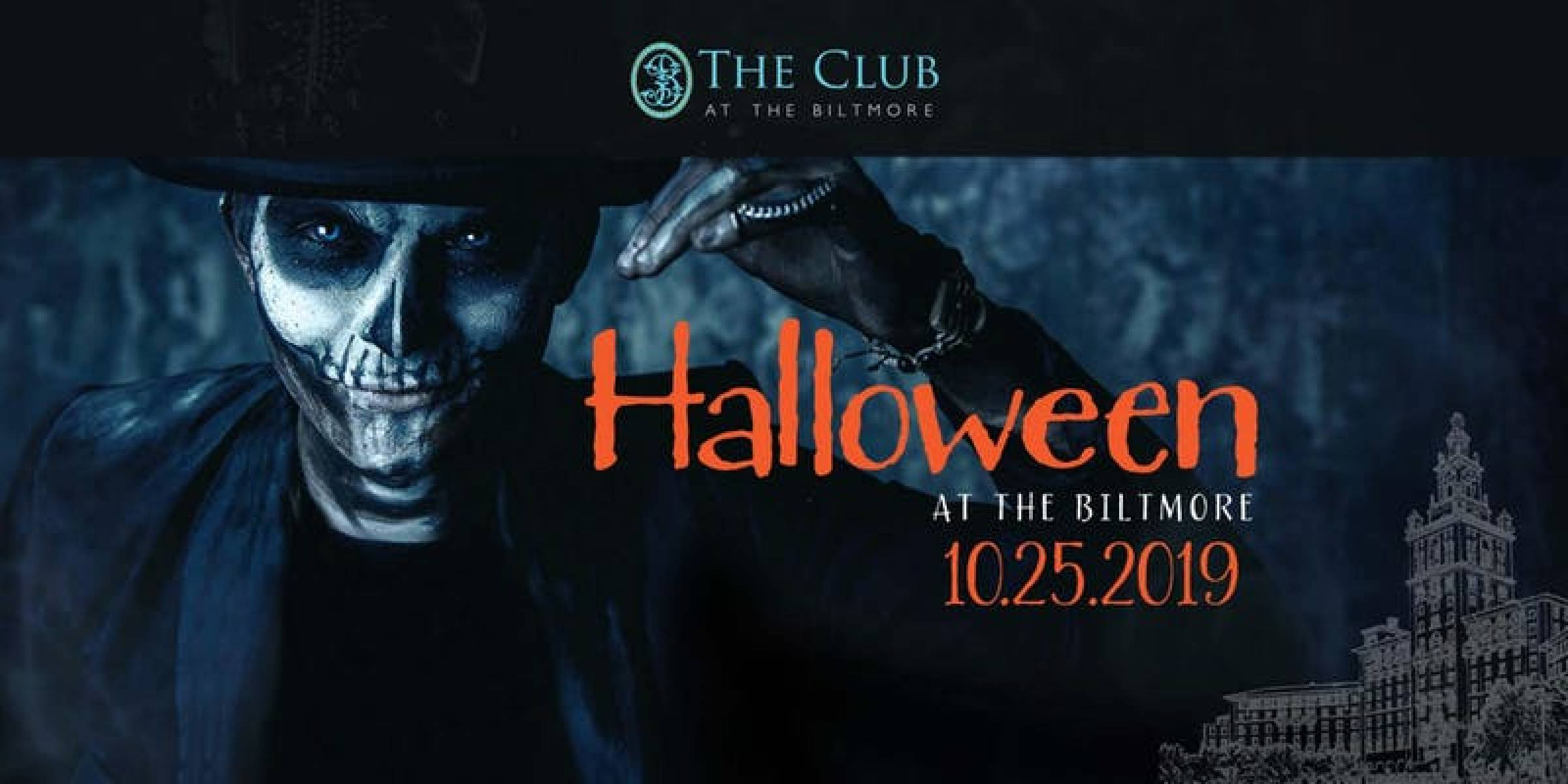 Halloween at the Biltmore