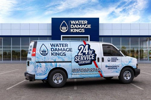 Water Damage Restoration Kings