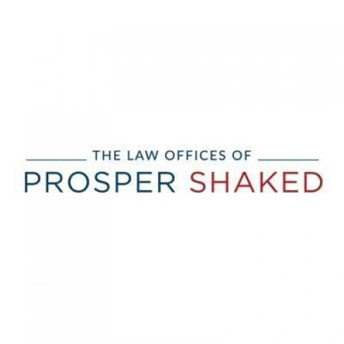 The Law Offices of Prosper Shaked