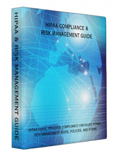 HIPAA Compliance & Risk Management Guide for Healthcare Providers (Disponible en Español)